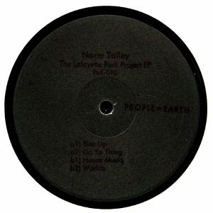 TALLEY, Norm - The Lafayette Park Project EP
