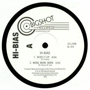 HI BIAS - Hi Bias EP