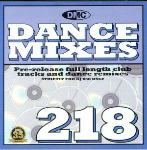 VARIOUS - Dance Mixes 218 (Strictly DJ Only)