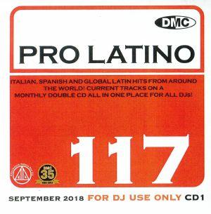 VARIOUS - DMC Pro Latino 117: (Strictly DJ Only)