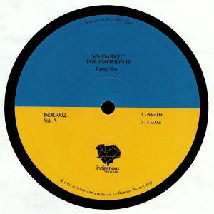 NIAZI, RAMTIN/OMAR JAYYUSI - No Market For Emotion EP