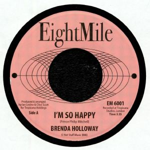 HOLLOWAY, Brenda - I'm So Happy