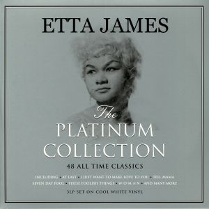 JAMES, Etta - The Platinum Collection