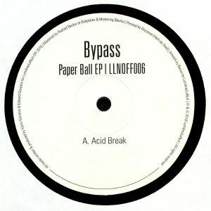 BYPASS - Paper Ball EP