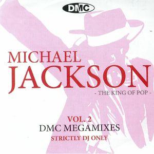 JACKSON, Michael - DMC Megamixes Vol 2: Michael Jackson The King Of Pop (Strictly DJ Only)