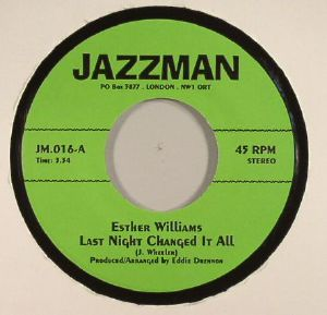 WILLIAMS, Esther - Last Night Changed It All
