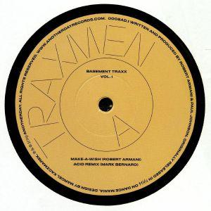 TRAXMEN - Basement Traxx Vol 1