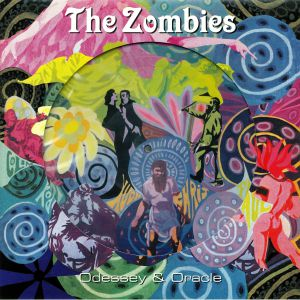 ZOMBIES, The - Odessey & Oracle