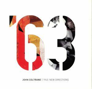 COLTRANE, John - 1963: New Directions