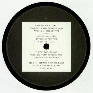 MICAY, Nathan - Never Rhythm Game