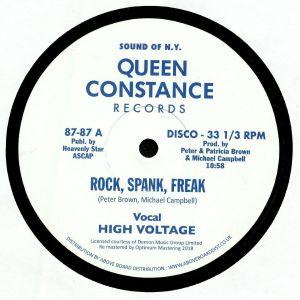 HIGH VOLTAGE - Rock Spank Freak