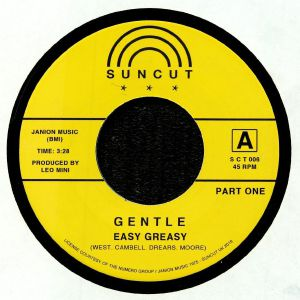 GENTLE - Easy Greasy Part 1 & 2