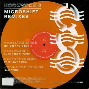 HOOKWORMS - Microshift (remixes)