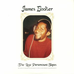 BOOKER, James - The Lost Paramount Tapes