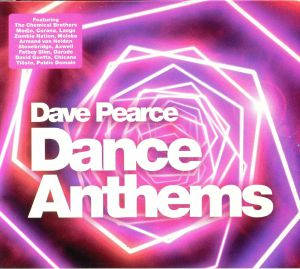 PEARCE, Dave/VARIOUS - Dance Anthems