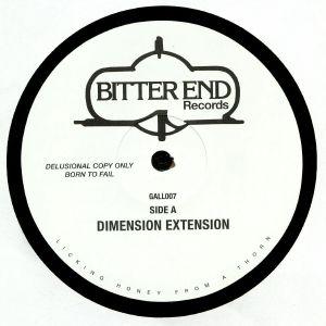 BITTER END - Dimension Extension
