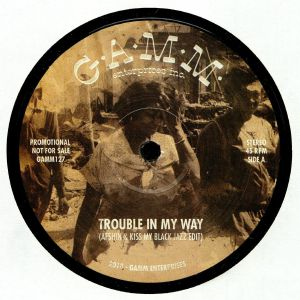 AFSHIN/KISS MY BLACK JAZZ - Trouble In My Way