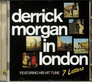 MORGAN, Derrick - In London