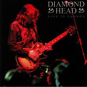 DIAMOND HEAD - Live In London