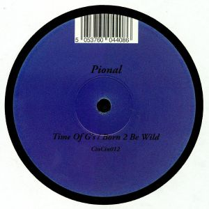 PIONAL/DAVIS - Time Of The G's