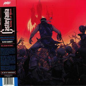 KONAMI KUKEIHA CLUB - Castlevania: Rondo Of Blood/Dracula X (Soundtrack)