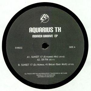 AQUARIUS TX - Monica Groove EP