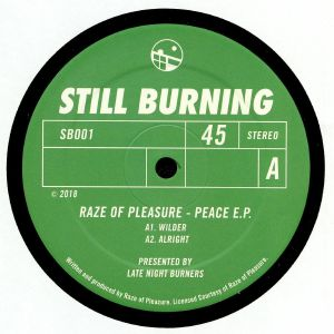 RAZE OF PLEASURE - Peace EP