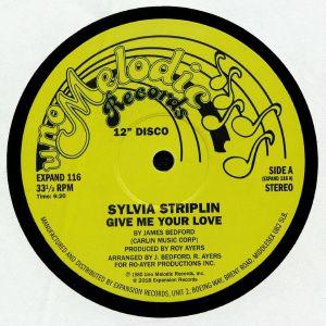STRIPLIN, Sylvia - Give Me Your Love