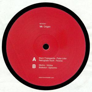 BLACK PROPAGANDA/RETROGRADE YOUTH/MERINO/BLOTKETCH - Origen