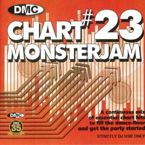 VARIOUS - DMC Chart Monsterjam #23 (Strictly DJ Only)