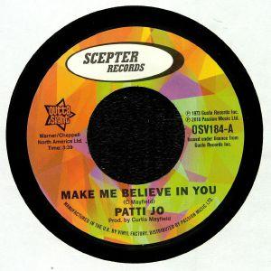 JO, Patti - Make Me Believe In You