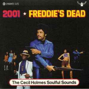 CECIL HOLMES SOULFUL SOUNDS, The - 2001