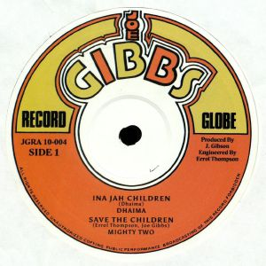 DHAIMA/MIGHTY TWO/DENNIS BROWN/JOE GIBBS & THE PROFESSIONALS - Ina Jah Children