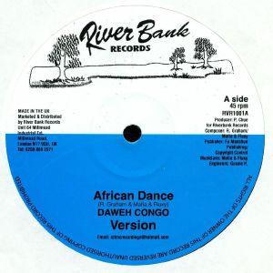 DAWEH CONGO/HENRY TENUE/MAFIA & FLUXY - African Dance
