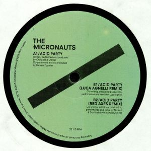 MICRONAUTS, The - Acid Party