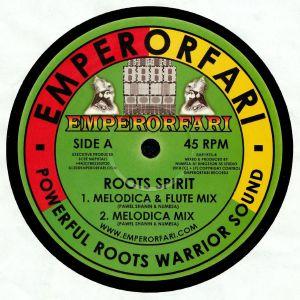 SHANIN, Pawel/NUMESA - Roots Spirit