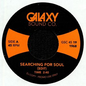 GALAXY SOUND CO - Searching For Soul