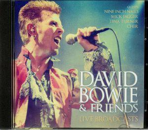 BOWIE, David/VARIOUS - David Bowie & Friends