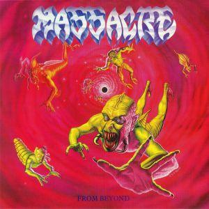 MASSACRE - From Beyond (reissue)