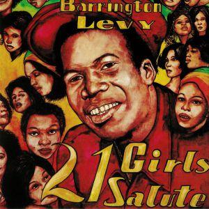 LEVY, Barrington - 21 Girls Salute