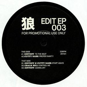 EINTOPF/CHALK HILL/CUTTY SARK - EDITEP 003