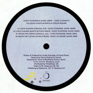 SCHNEIDER, Guido/DANIEL DREIER - Liquid Summer EP