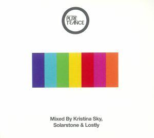 SKY, Kristina/SOLARSTONE/LOSTLY/VARIOUS - Solarstone Presents Pure Trance V7