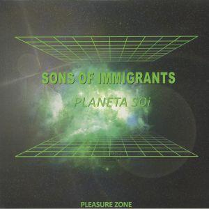 SONS OF IMMIGRANTS - Planeta Soi