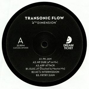 TRANSONIC FLOW - 4th Dimension