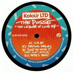 POSSE, The - The Labor Of Love EP