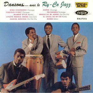 RY CO JAZZ - Dansons Avec Le Ry Co Jazz