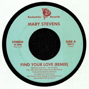 STEVENS, Mary - Find Your Love