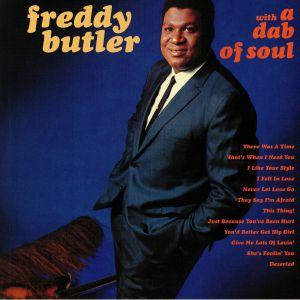 BUTLER, Freddy - With A Dab Of Soul