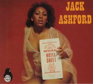 ASHFORD, Jack - Hotel Sheet